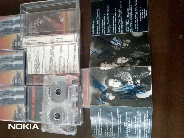 Продам кассету infected death metal