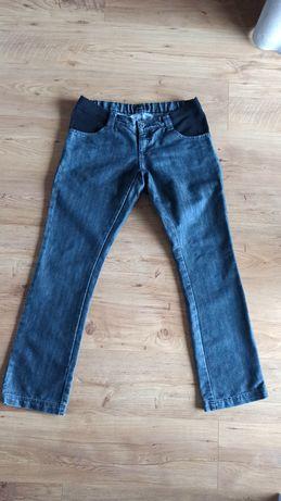 Spodnie jeansowe ciążowe 42