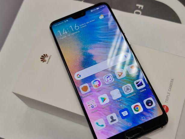 Huawei P20 PRO 128GB Dual SIM/ Twilight/ 100% sprawny/ Gwarancja