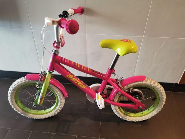 Bicicleta criança Berg charm 140