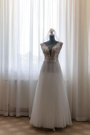 Suknia ślubna Lanisadeta