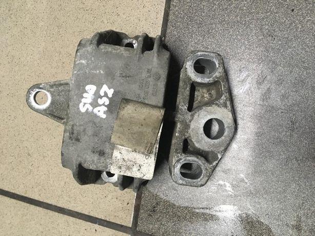 Łapa poduszka silnika mocowanie 1.9 tdi Sharan MK 2 II