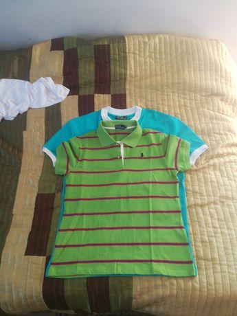 Nowa koszulka męska Ralph Lauren rozmiar S