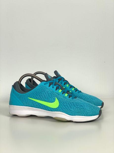 Спортивные кроссовки 40.5 Nike Zoom Fit original женские идеал 26см