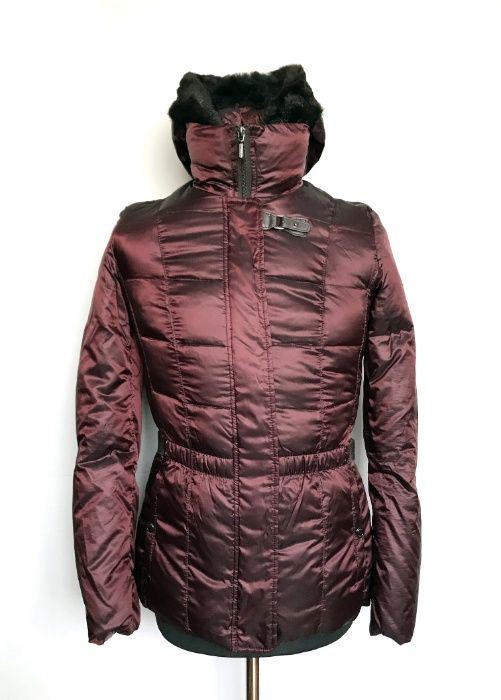 пуховик GEOX Respira пухова куртка женский Львов - изображение 1