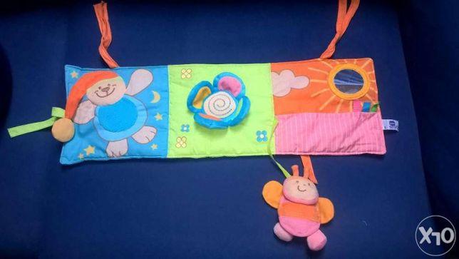 Brinquedo infantil/Resguardo para berço de bébé