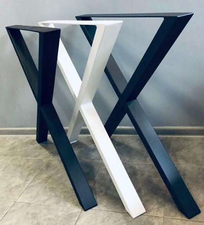 Metalowe nogi do stołu biurka loft Industrial Podstawa stołu Producent