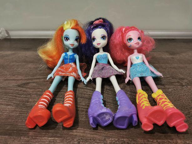 Lalki My Little Pony Equestria girl firmy Hasbro