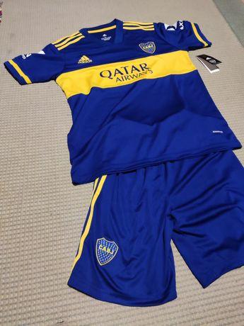 Equipamento Completo Boca Juniors 20/21 - Tamanho L (Fotos reais)