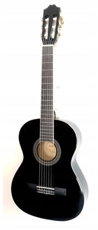 Gitara klasyczna 4/4 AMBRA - idealna dla początkujących!