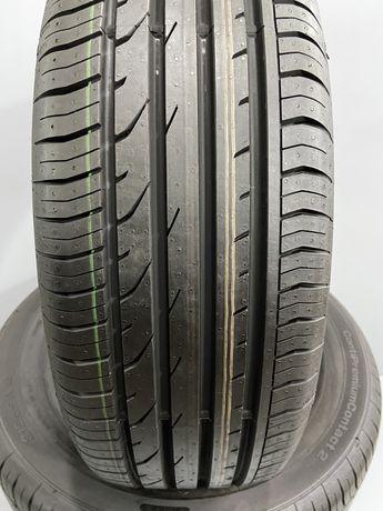 Продам новые шины Continental ContiPremium Contact 2 215/55 R18 95H