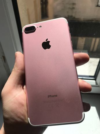 iPhone 7 Plus + 32 gb айфон 7 плюс 32 гб