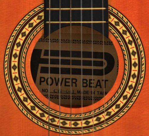 Guitarra Classíca Power Beat