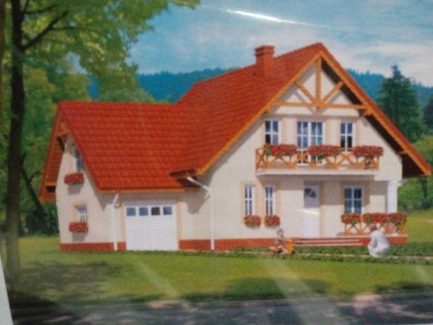 Projekt budowlany Archon Dom w nenufarach 2 175.4m2