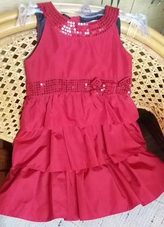 Нарядное платье Cool Club. Размер 98.