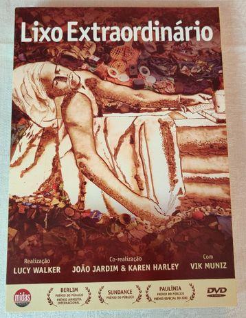 Lixo Extraordinário - documentário/DVD