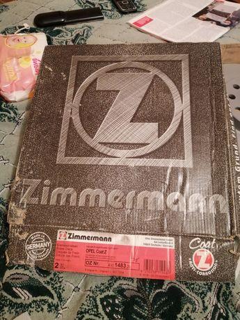 Тормозные диски передние ZIMMERMANN 430.1483.20