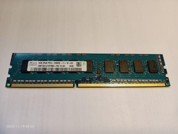 Pamieć RAM 4GB DDR3 PC3-12800E