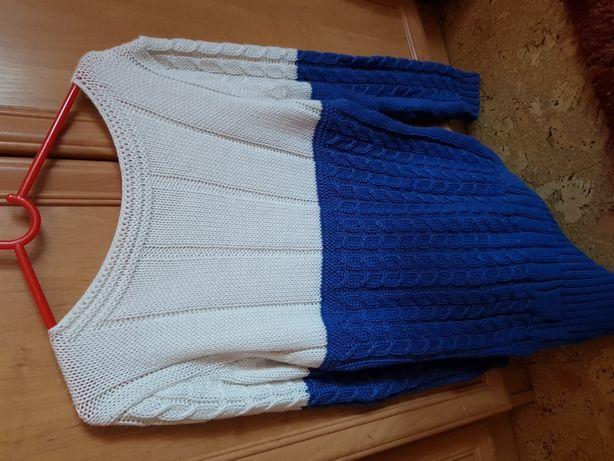 Tunika sweterekowa
