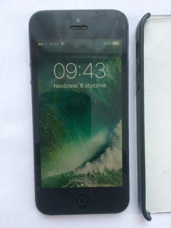 Telefon iPhone 5, bez sim-lock, bez iCloud