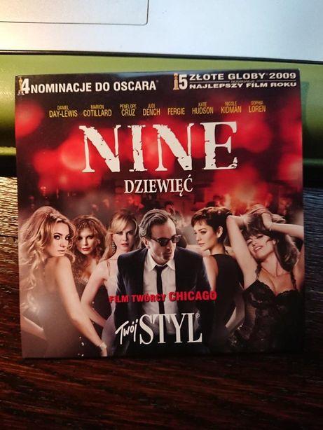 NINE Dziewięć - film na dvd