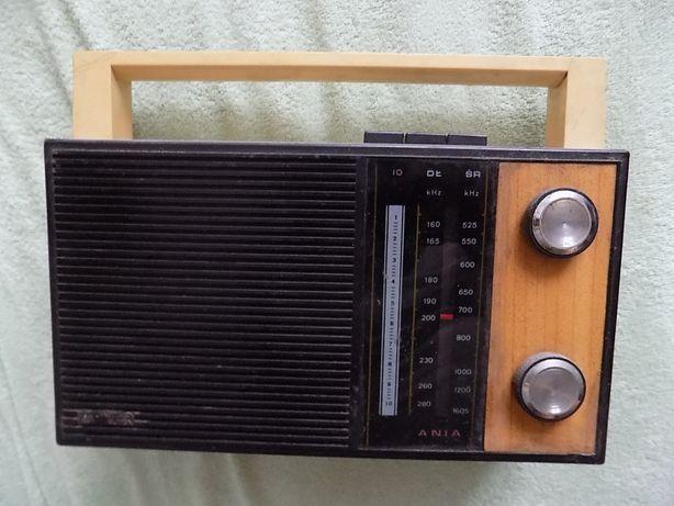 "Radio ""ANIA"" - PRL - Unitra Eltra -"
