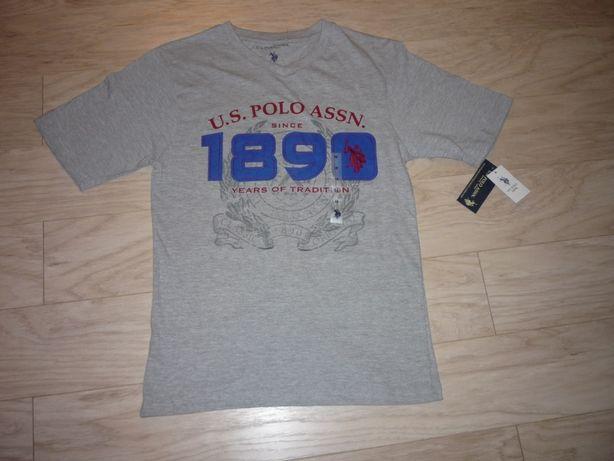 bluzka chłopięca 158-164 U.S.POLO