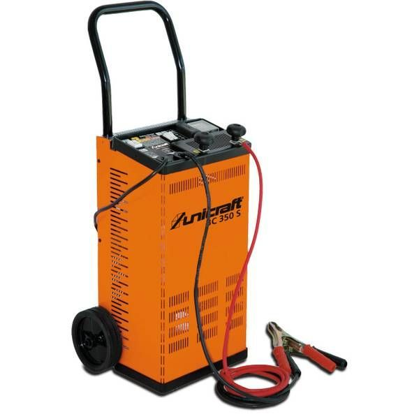 Carregador de baterias/Arrancador / Booster 12 V 24 V marca alemã