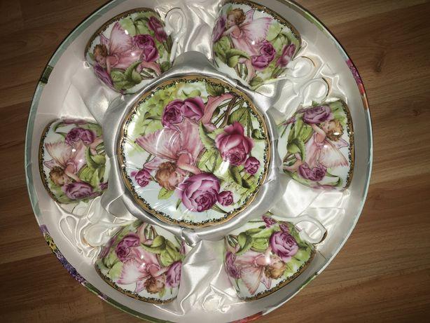 Чашки оригінальні посуд новий