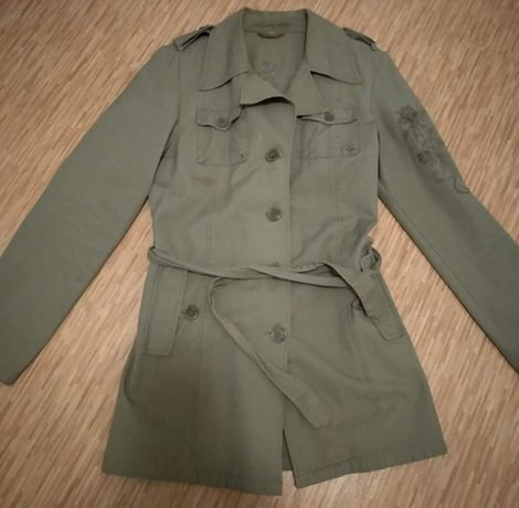 40 Refree przejściowy płaszcz haft pagony L