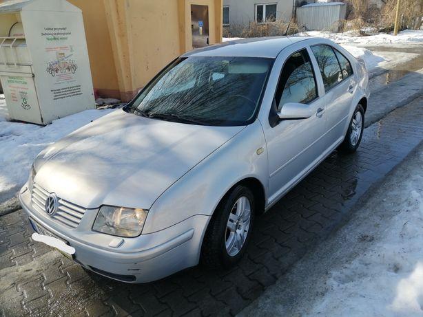 VW Bora 1.9TDI 110KM CLIMATRONIC Tempomat Zarejestrowana