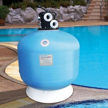 Фильтр песочный для очистки бассейна . Jazzi T650/Фильтр/насос/бассейн
