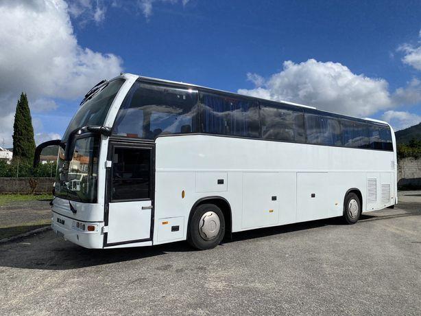 Autocarro MAN 370 51 lugares + motorista 1999 bus minibus 52 camionet