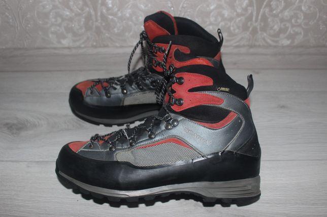 Трекинговые ботинки Scarpa. Размер 44_45