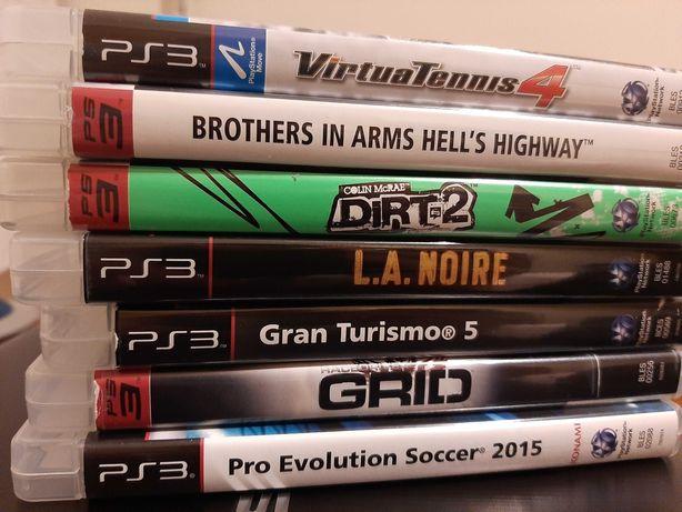 7 jogos PlayStation3
