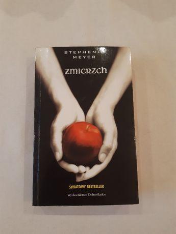 """""""Zmierzch"""" Stephenie Meyer - książka"""