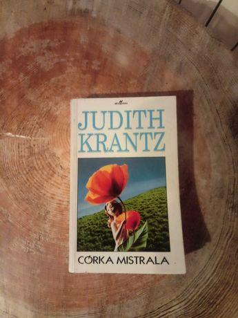 Córka Mistrala, Judith Krantz