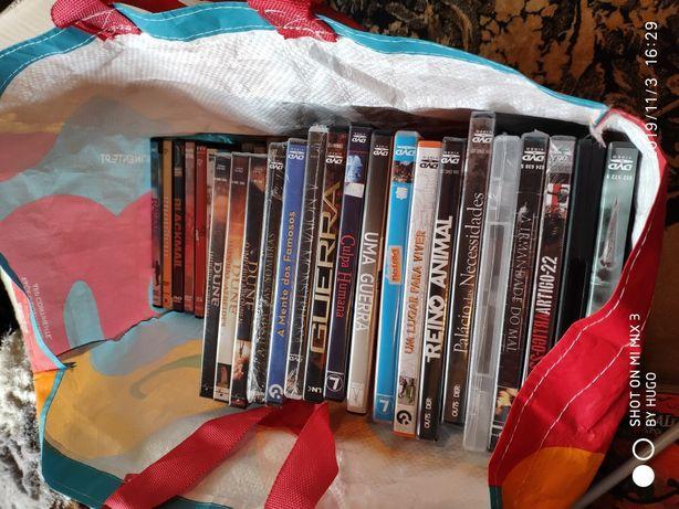 DVDs Originais -Venda Individual Filmes desde 1 € ou menos