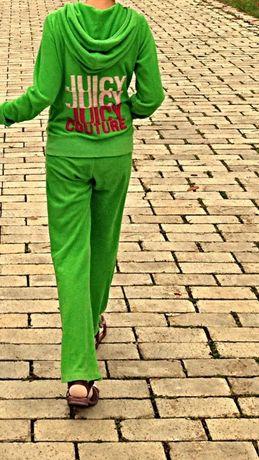 Спортивный костюм худи брюки Juicy couture девочке 8-10лет оригинал