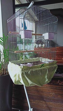 Resguardo NOVO em tecido para gaiolas de aves