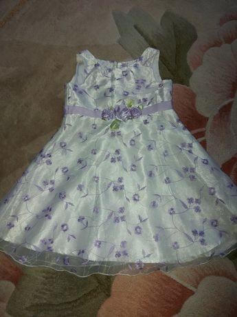 Плаття для дівчинки 4 роки