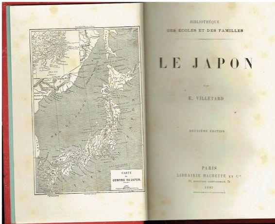 0045 Le Japon, por E. Villetard