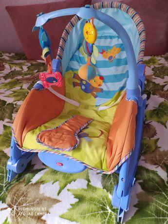 Шезлонг, кресло- качалка.