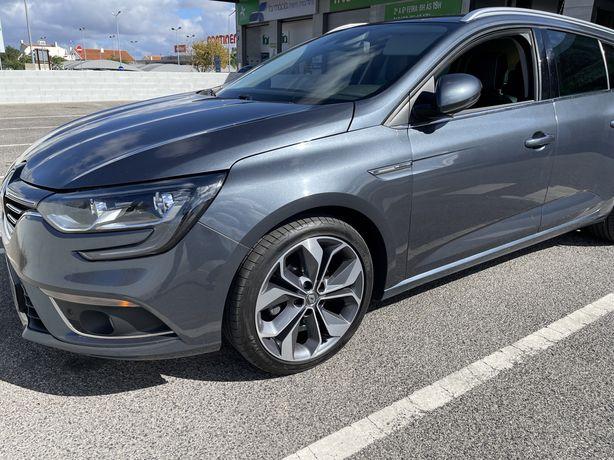 Renault megane 4 bose edition