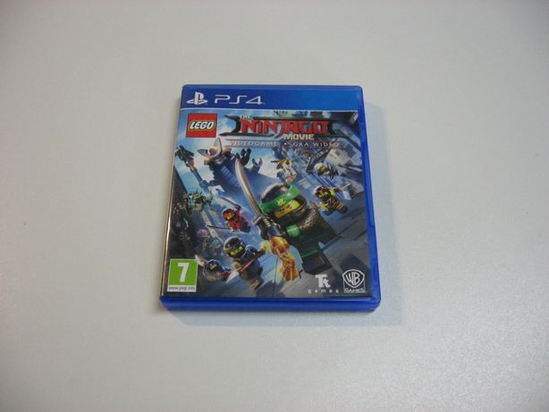 LEGO Ninjago Movie Videogame - GRA Ps4 - Opole 0948