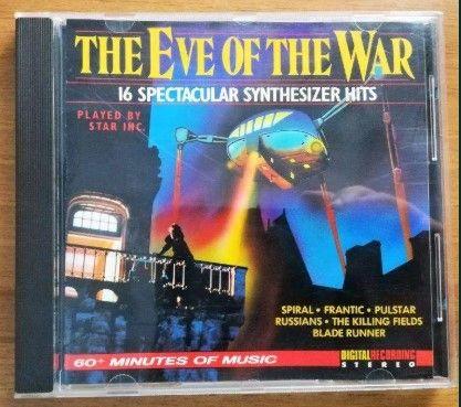 CD | The Eve Of The War (instrumental sintetizador)
