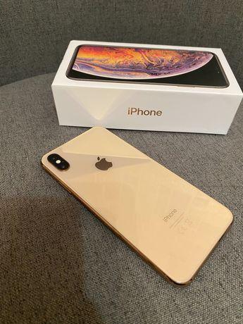 Продам идеальный IPhone XS Max Gold 64GB