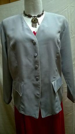 Żakiecik na sukienki, do spodni, śliczny, 52-54