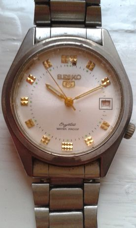 Часы Seiko (ручной завод)