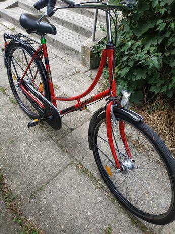 Rower holenderski, 26 cali czerwony